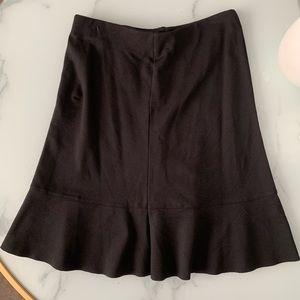 Wilfred trumpet flare skirt mini length
